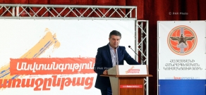 RPA campaign meetings in Yerevan's Nor Nork and Nork Marash districts