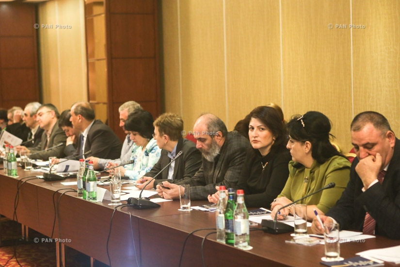 Presentation of research results Corruption Risk Assessment in General Education of Armenia