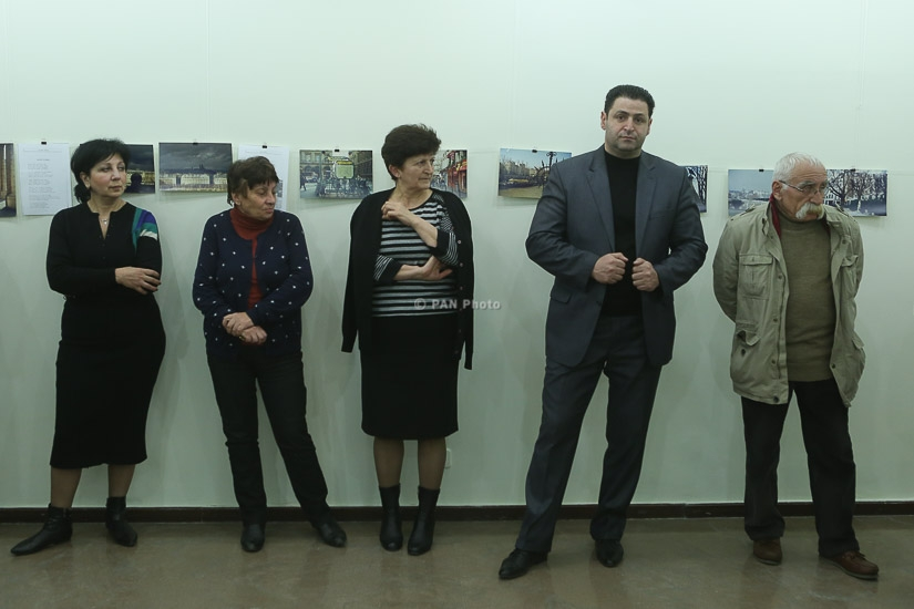 Exhibition dedicated to Frankophone Days in Armenia