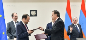Армения и ЕС парафировали соглашение о всеобъемлющем и расширенном партнерстве