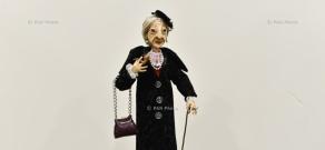 В Ереване открылась галерея кукол ручной работы