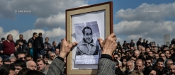 "Armenia bids last farewell to ""bringer of bread"" Artur Sargsyan"