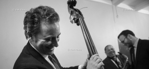 New York-Yerevan Jazz Connection: Backstage, rehearsal and concert
