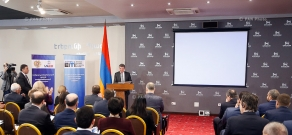 Event devoted to Armenia's becoming an EITI candidate member country