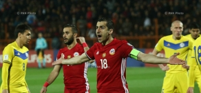 Armenia vs Kazakhstan: World Cup 2018 Qualifying