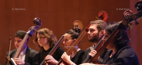 Concert of State Youth Orchestra of Armenia within the framework of the Ludwig van Beethoven Easter Festival in Poland