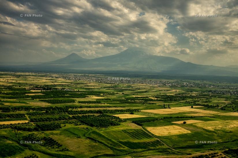 Արարատ լեռը, Հայաստան