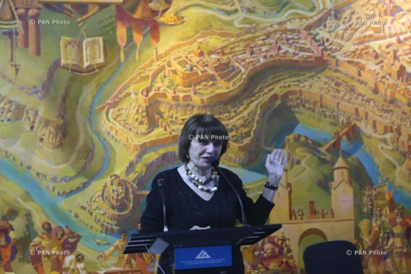 Presentation of the catalogue Armenian House