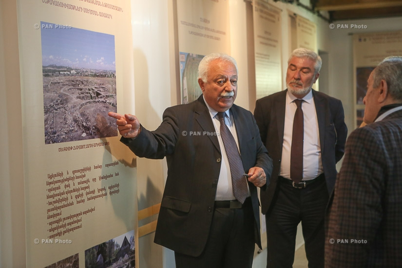 Within the frames of International Day for Monuments and Sites the exhibition «Lion and bull hunting in the Near East» opens at historical and archaeological reserve-museum «Erebuni»