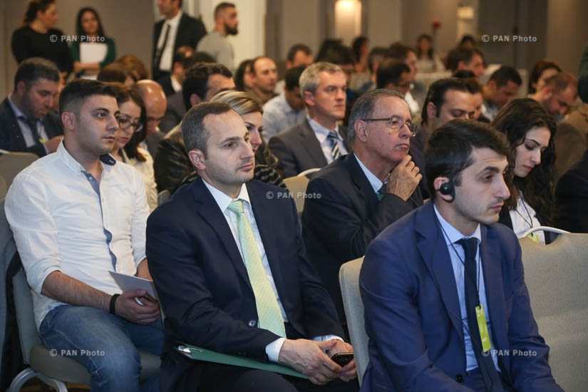 17th annual congress of Armenian Union of Information Technology Enterprises (UITE)