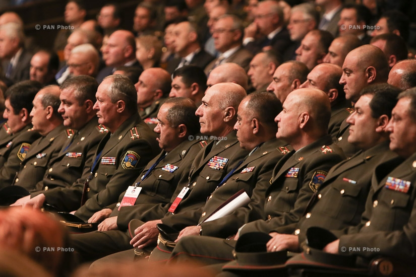 Nation-Army 2017 conference dedicated to problems existing in military education area
