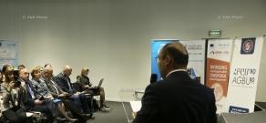 Ceremony of signing a referendum of understanding on Diaspora engagement platform