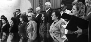 Musical bands of Armenian Association of the Blind: Backstage and concert