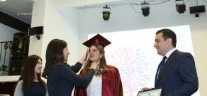 Հորդանանի արքայադուստր, Քաղցկեղի վերահսկման միջազգային միության նախագահ Դինա Մայրեդը մասնակցել է «Քաղցկեղը վերապրածների կոնգրեսին» Երևանում