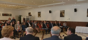 """Mayors for Economic Growth"" programme launched in Yerevan"