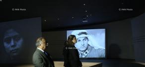 Հորդանանի արքայադուստր, Քաղցկեղի վերահսկման միջազգային միության նախագահ Դինա Մայրեդըի այց Ծիծեռնակաբերդ և Հայոց ցեղասպանության թանգարան