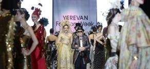 Yerevan Fashion Week Golden Lace: Day 1