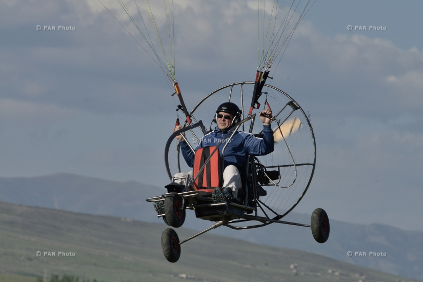 First Armenian Light Sport Aviation Open Cup