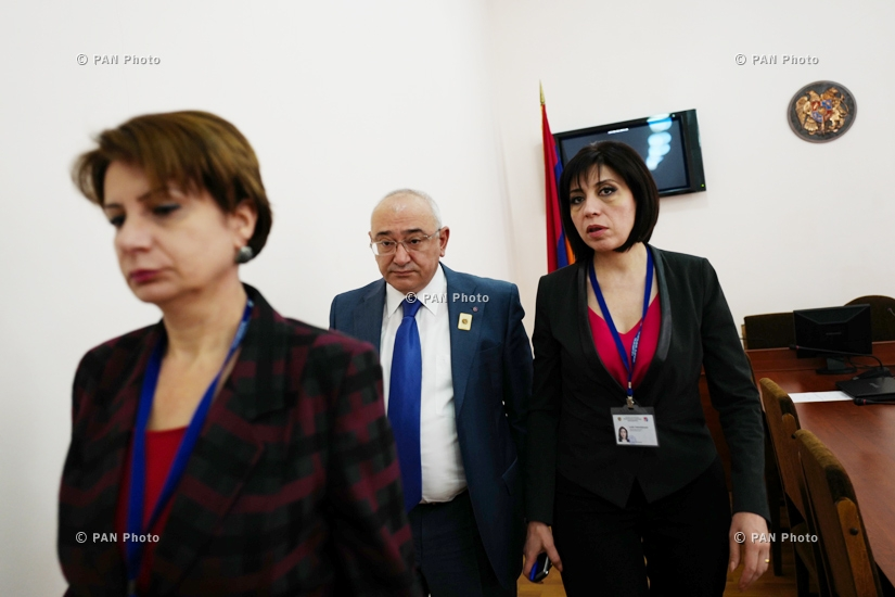 CEC sums up preliminary results of elections to Yerevan City Council