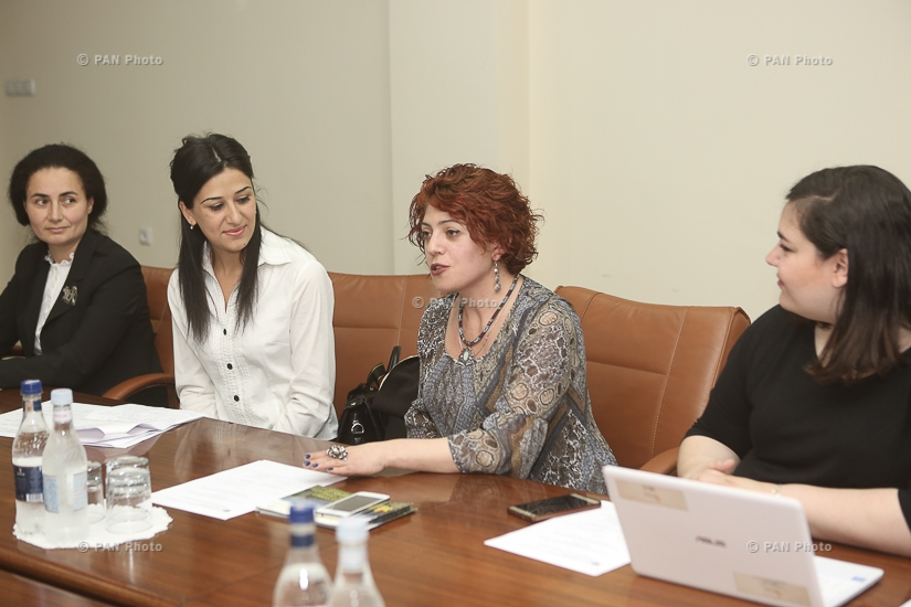 Meeting-discussion with the representatives of tourism information centers
