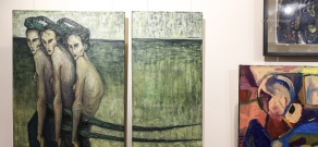 Հայաստանցի ժամանակակից երիտասարդ նկարիչների «Ներկա» խորագրով ցուցահանդեսը` նվիրված Ընտանիքի միջազգային օրվան