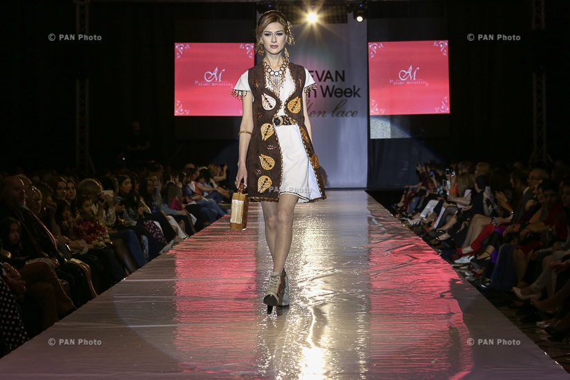 Yerevan Fashion Week Golden Lace: Day 3