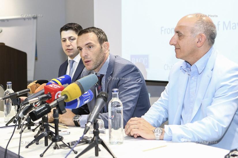 B2B meeting of Armenian- Belgian Chamber of Commerce