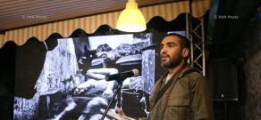 "Aurora Humanitarian Initiative opened the photo exhibition ""Capturing Humanity"" at Dalan Art Gallery in Yerevan"