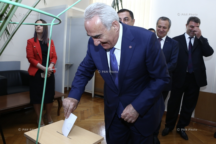 Election of the Speaker of Armenian National Assembly