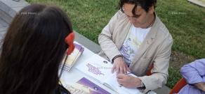 Presentation of the children's book