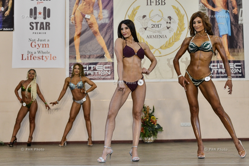 Armenian Championship in Bodybuilding, Beach Bodybuilding and Fitness Bikini