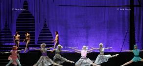 La Boheme ballet performance premier, dedicated to Charles Aznavour