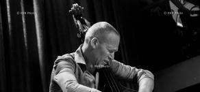 Concert of Avishai Cohen Trio at Yerevan's at Mezzo Club