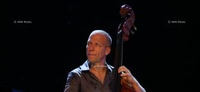 Concert of Avishai Cohen Trio in Yerevan