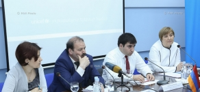 Briefing about the situation of child protection in Armenia on the occasion of International Children's Day