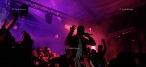 Concert of Ivan Dorn in Yerevan