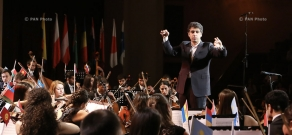 Opening ceremony of the 13th Aram Khachaturian International Competition