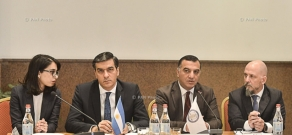 "Conference on ""Protection of the Rights of Persons with Disabilities: Experience of Armenia and Argentina"