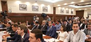 Sitting of Yerevan Elders' Council