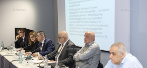 Yerevan hosted Caucasus-2016 Annual International Conference