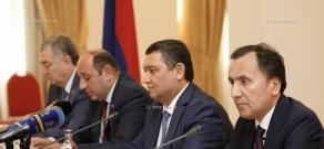 Заседание армяно-таджикской межправительственной комиссии в Ереване