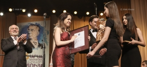 Гала концерт 13-го Международного конкурса имени Арама Хачатуряна