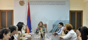 Armenia's State Tourism Committee organizes meeting on proposed project