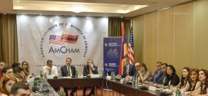 Discussion with the participation of leaders of US investment companies