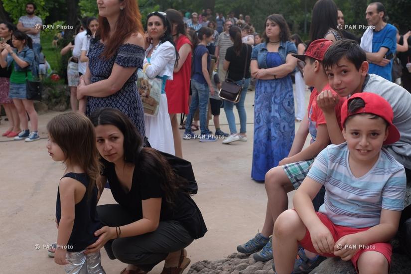 Երաժշտության համաշխարհային օրը Երևանում