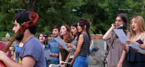 World Music Day in Yerevan