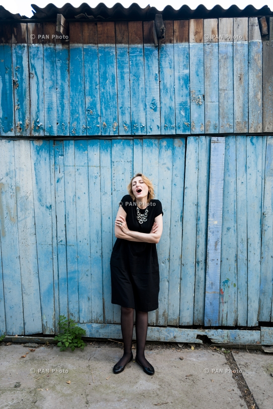 Narine ABgaryan - writer