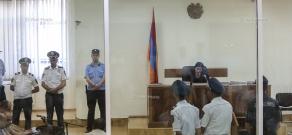 Court hears case of Founding Parliament leader Jirair Sefilian