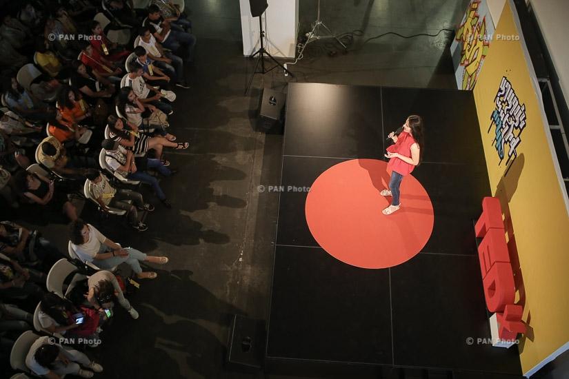 TEDxKids@Yerevan 2017 միջոցառումը