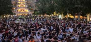 «Մեր պարերը և մենք» խորագրով հայկական ավանդական պարեր